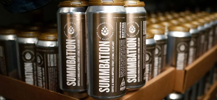 Cervejaria Dogma & 3 Sons Collaboration | Summbation