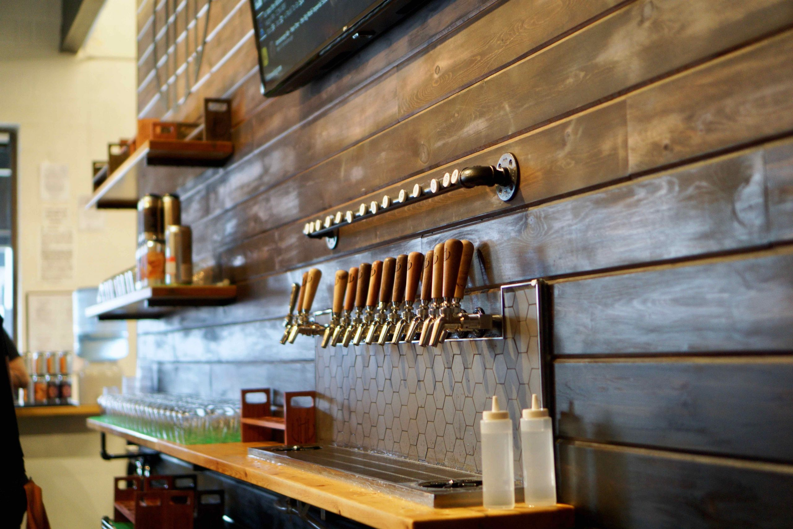 Taps at Uhl's Brewing Company