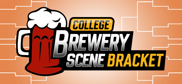Brewery Bracket Challenge | Which College Has the Best Brewery Scene?
