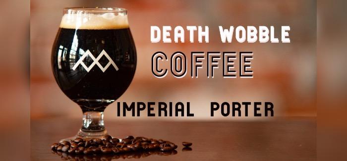 Loveland Aleworks | Death Wobble Imperial Coffee Porter