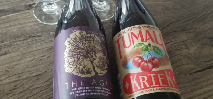 Drinking Through Deschutes' Latest Small Batch Reserves | Tumalo Kriek & The Ages 2020