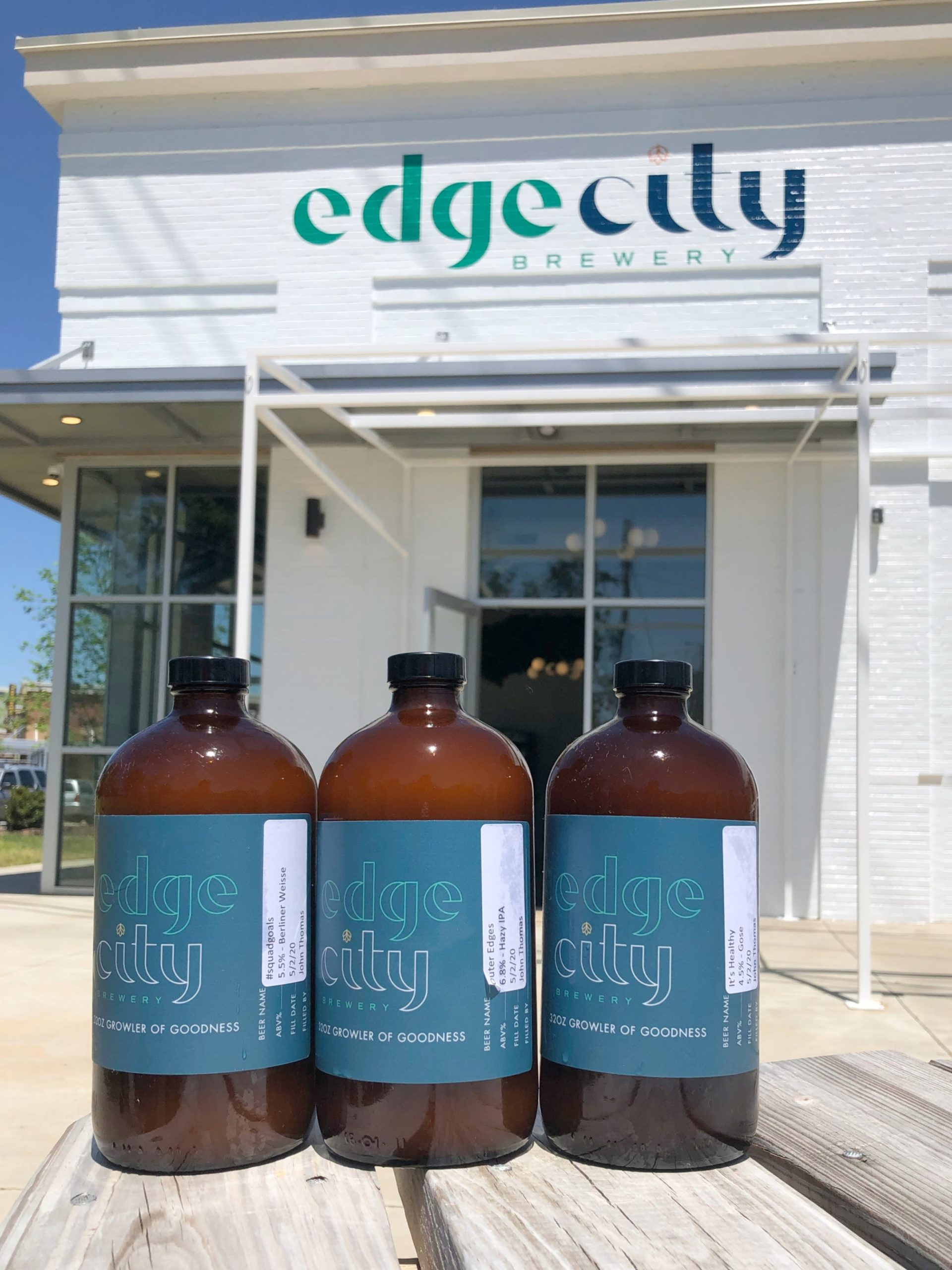 Edge City Brewing