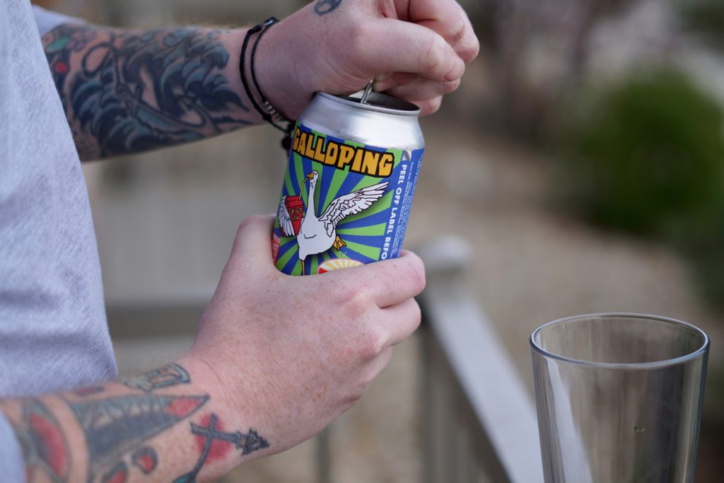 Telluride Brewing Galloping Juice Hop Terpenese