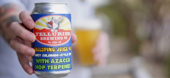 Could Colorado Hop Terpenes Be the Latest in Brewing Innovation?