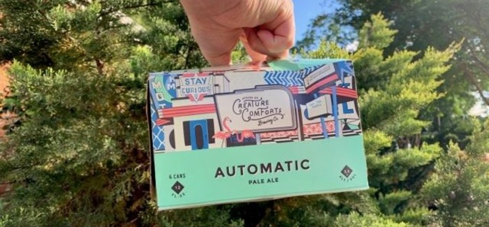 creature comforts automatic