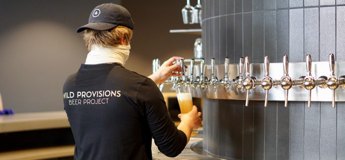 4 Noses' Wild Provisions Beer Project Opens in Boulder