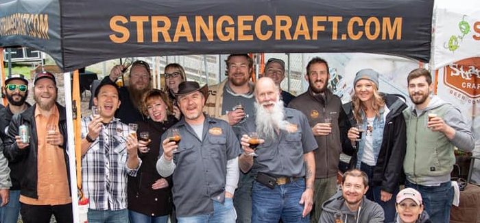 10 Questions with Strange Craft Beer to Celebrate 10 Year Anniversary