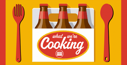 What We're Cooking - PorchDrinking