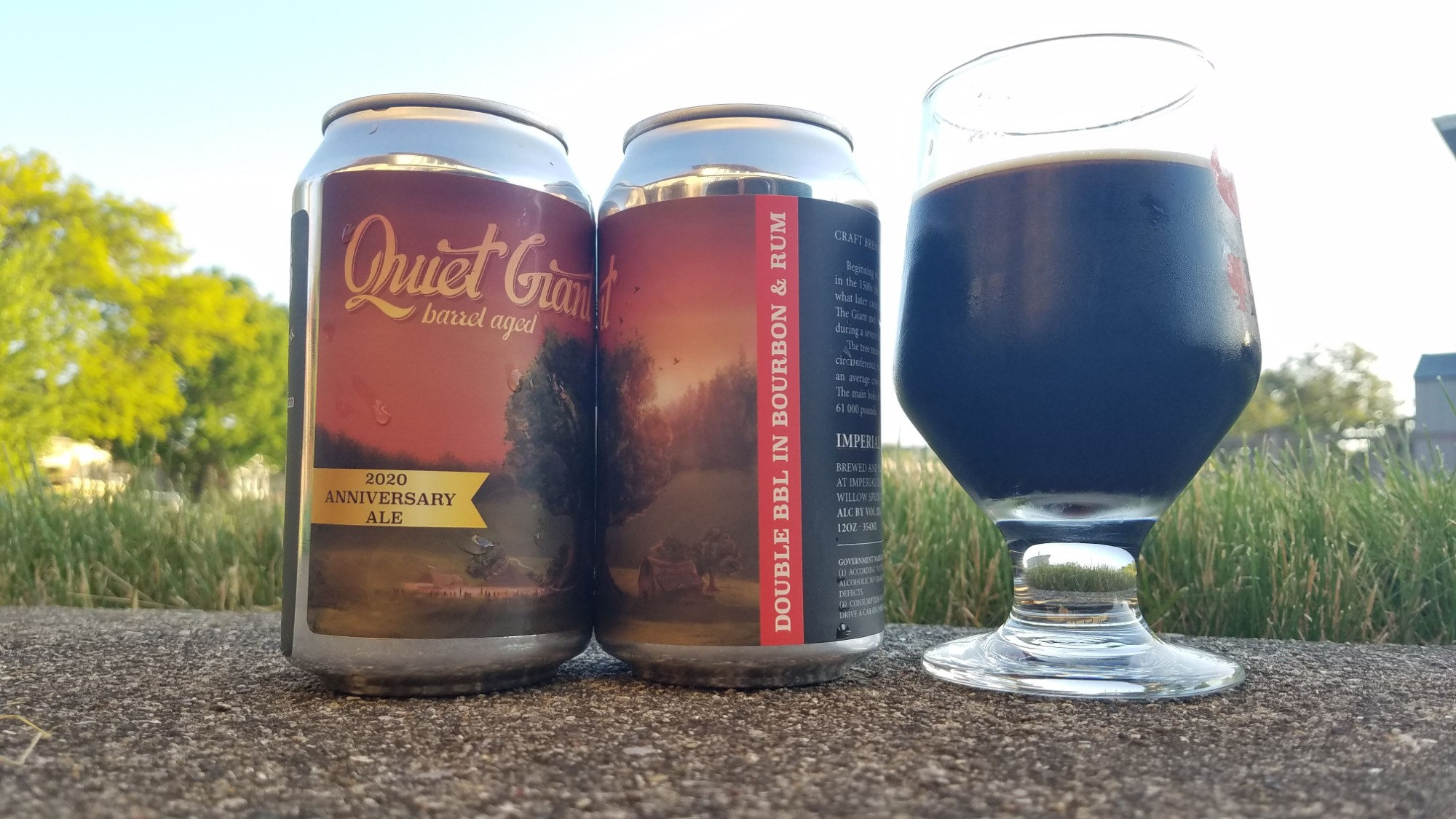 2020 Quiet Giant from Imperial Oak Brewing