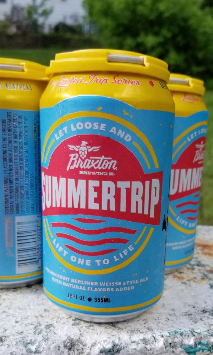 Lawnmower beers - summertrip