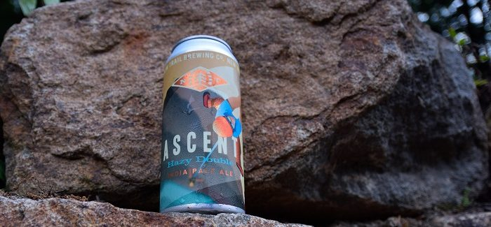 New Trail Brewing Company | Ascent Hazy Double IPA