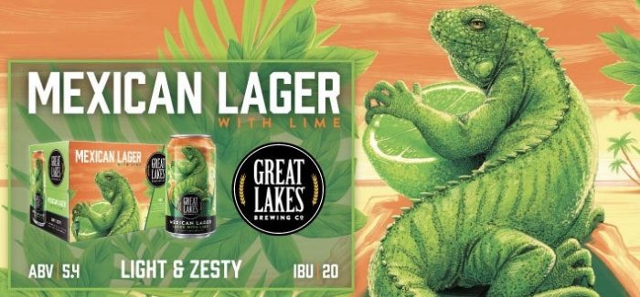 Great Lakes Brewing Company | Mexican Lager with Lime