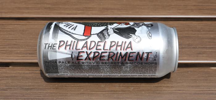 HenHouse Brewing Company | The Philadelphia Experiment IPA