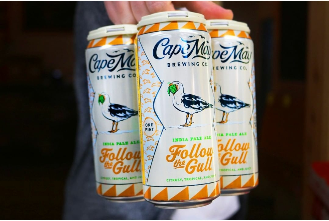 Cape May Brewing Follow the Gull