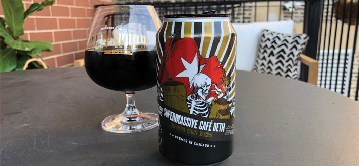 Revolution Brewing | Supermassive Café Deth
