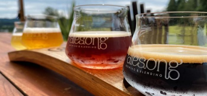 alesong brewing and blending