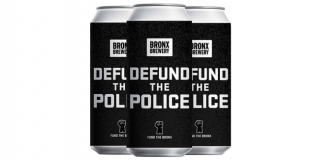 The Bronx Brewery Defund the Police