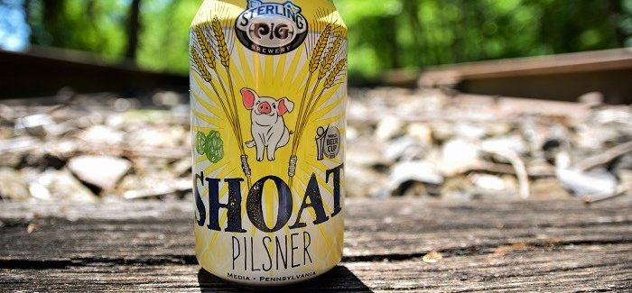 Sterling Pig Brewery | Shoat Pilsner