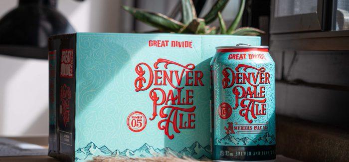 Great Divide's Denver Pale Ale Artist Series #5 Featuring Adam Vicarel