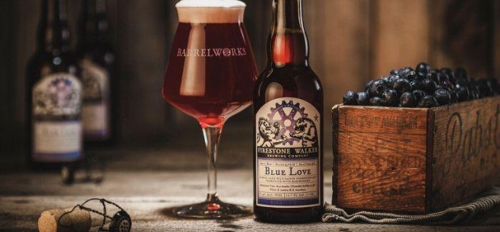 Firestone Walker Brewing | Blue Love