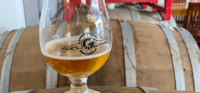 Green Mountain Beer Company | Barrel Aged Grand Cru