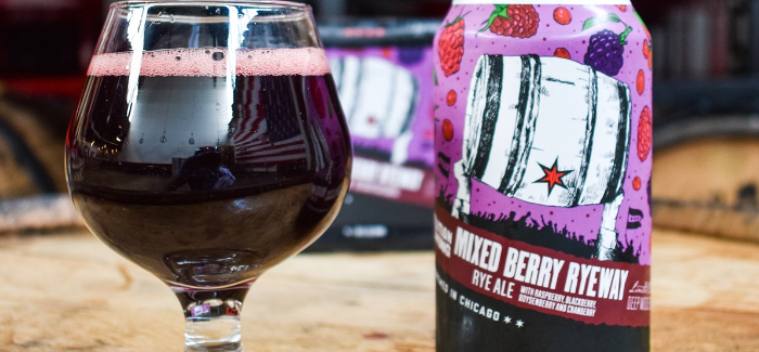 Revolution Brewing Goes Berry Forward in Next Deep Wood Release
