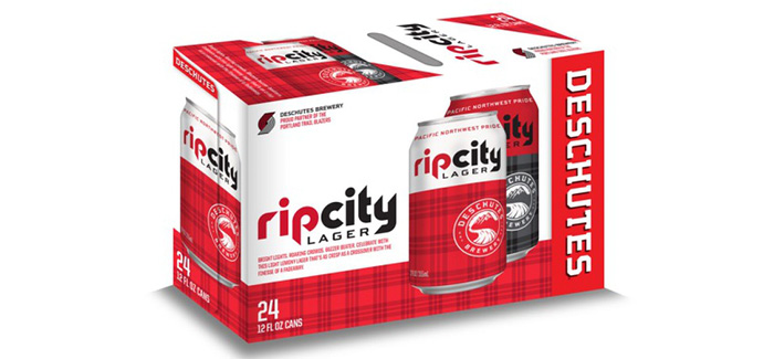 NBA Bubble Beers? Deschutes Brewery Debuts New Rip City Lager to Cheer on Portland Trailblazers Remotely
