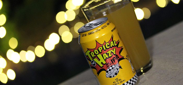 Ska Brewing | The Tropical Hazy IPA