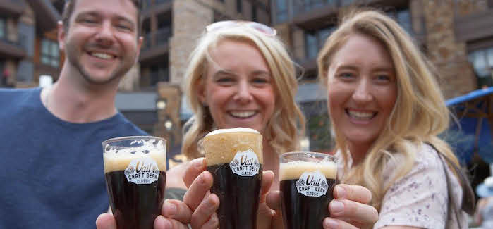 Vail Craft Beer Classic Is This Summer's In-Person Beer Fest