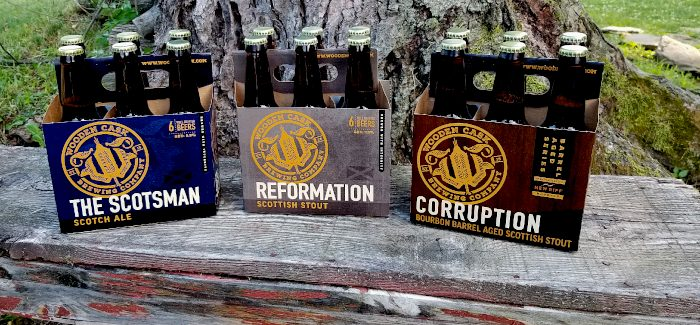 Wooden Cask Brewing Company | Reformation Scottish Stout