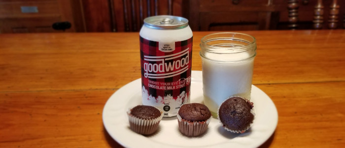 Goodwood Brewing Co. | Shoot Your Eye Out Milk Stout