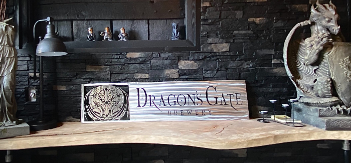 Dragon's Gate Brewery | The Arkenstone