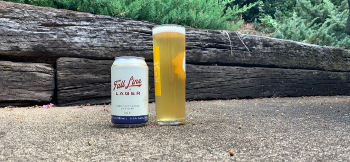 Fall Line Brewing Co. | Fall Line Lager