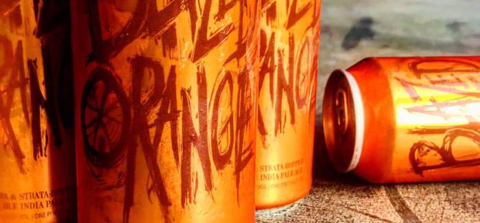 Hop Butcher For The World   Blazed Orange Milkshake IPA