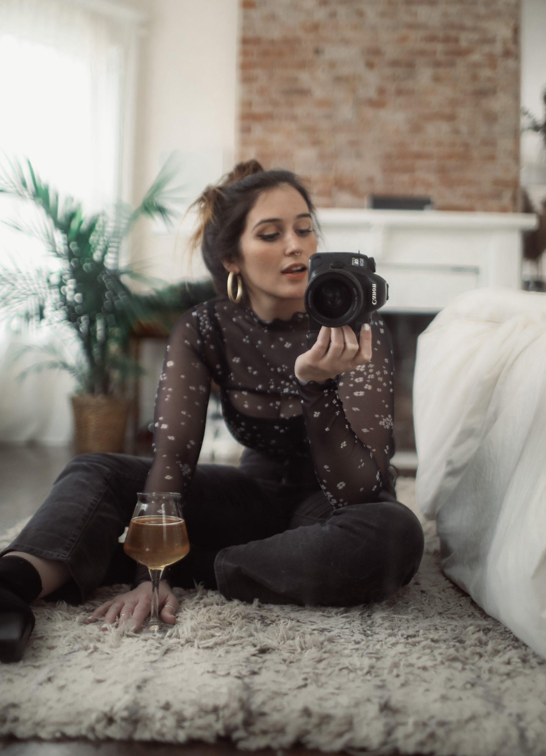 Julie Roesser @craftbeerdeer beer photography