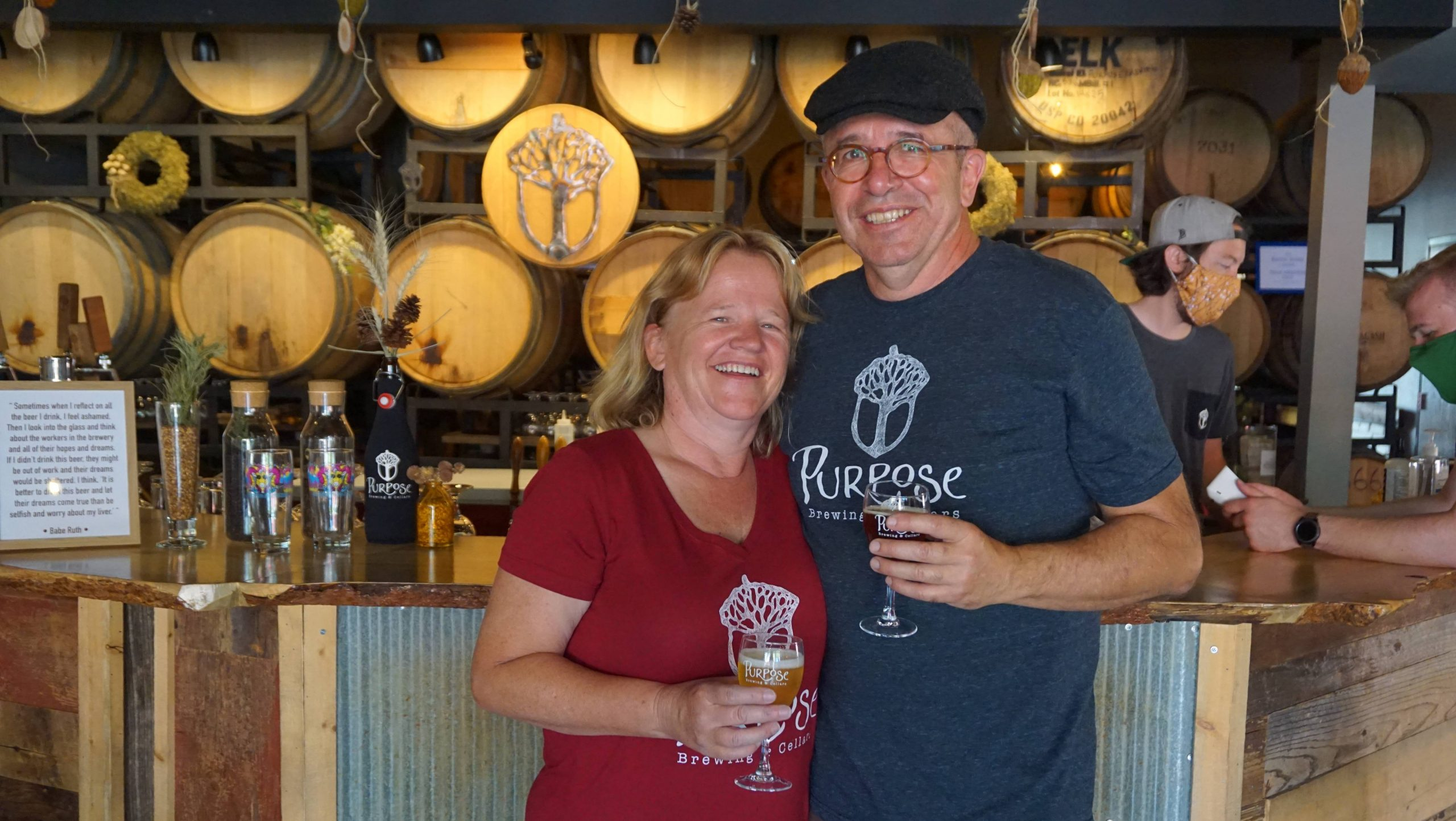 Purpose Brewing Owners