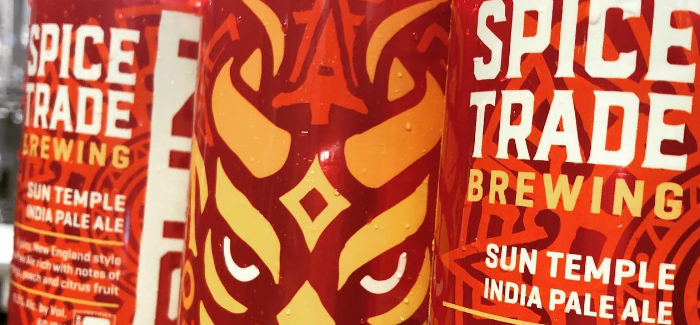 Spice Trade Brewing | Sun Temple IPA