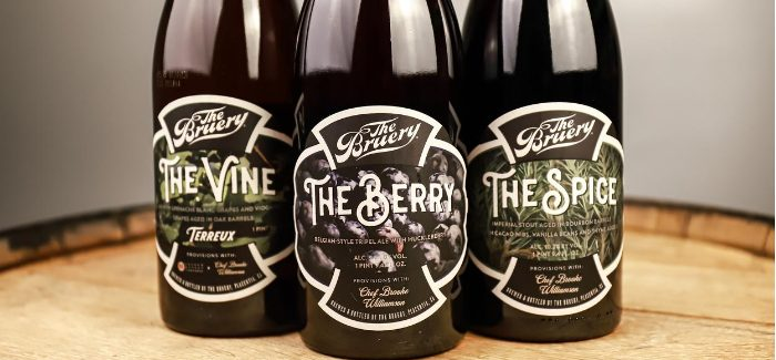 The Bruery and 'Top Chef' Winner Collaborate on New Beers