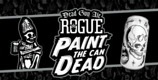 Rogue Paint the Can Dead