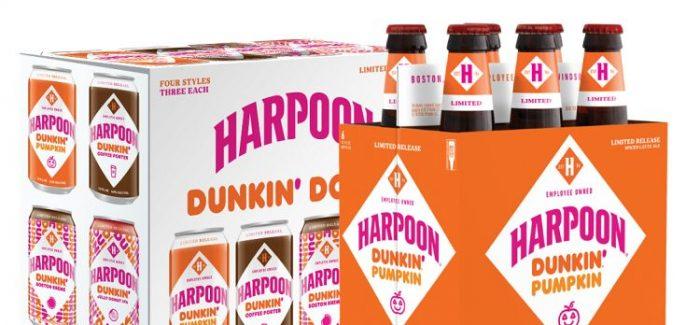 Harpoon Brewery Deepens Dunkin' Partnership with New Dunkin' Dozen 12-Pack