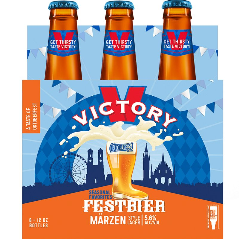 Victory Festbier article