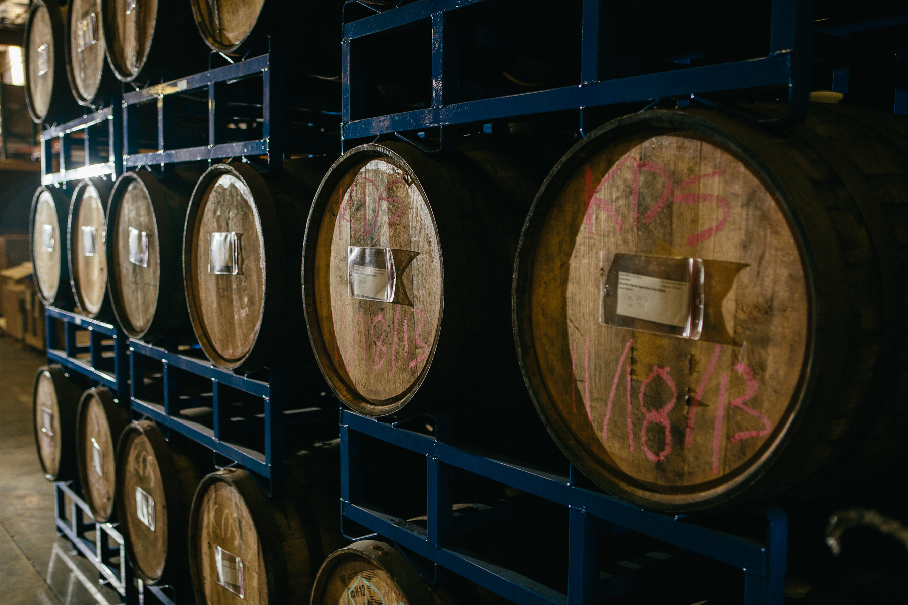 Fremont Brewing's Barrel-Aged Beers