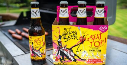 Flying Dog Great Job IPA six pack