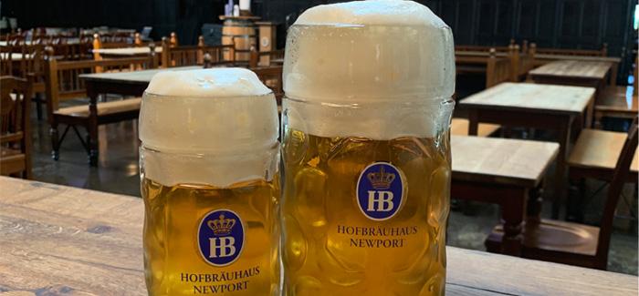 Oktoberfest Beer Showcase | Hofbräu Oktoberfestbier
