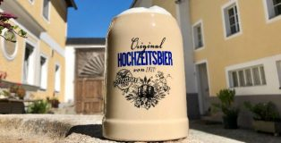Brauerei Hofstetten Hochzeitsbier