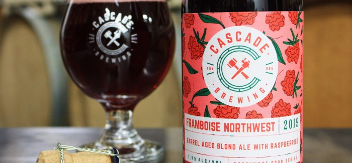 Cascade Brewing | Framboise Northwest