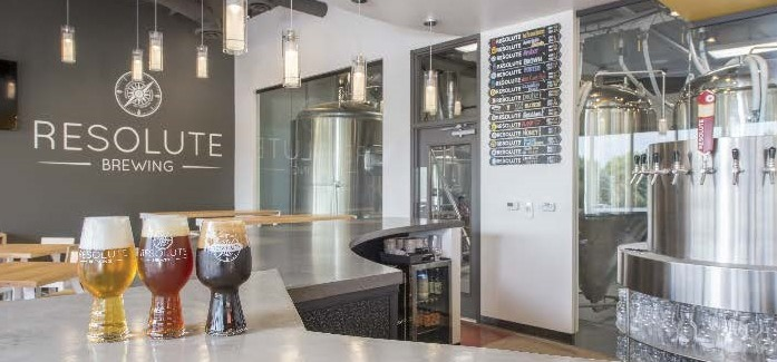 Resolute Brewing Company | Ode to San Diego