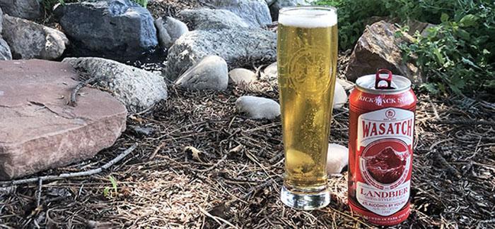 Wasatch Brewery - Landbier Swiss-Style Lager