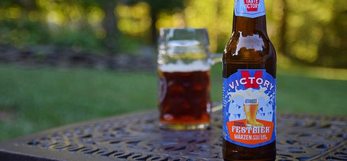 Oktoberfest Beer Showcase | Victory Brewing Company Festbier