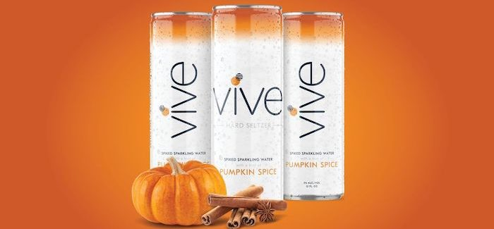 Braxton Brewing Announces Release of VIVE Pumpkin Spice Hard Seltzer